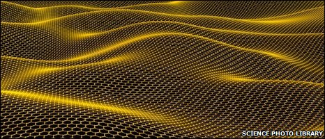 Graphene graphic (SPL)
