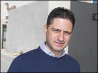 Rubik Danilovich, alcalde de Beer Sheva