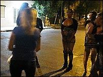 Travestis en la Plata