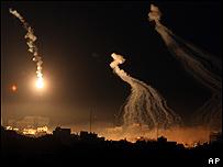 Ataques israelíes en Gaza