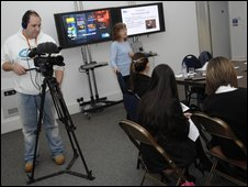 Zoom TV workshop