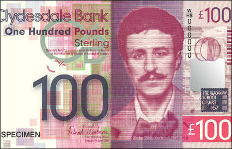 �100 note