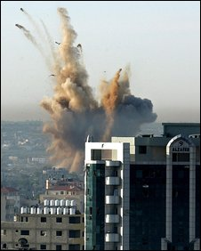 Israeli attack in Gaza