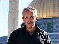 Jeremy Bowen en Jerusal�n