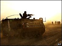 Tanque israel�.
