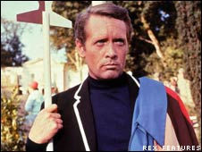 Patrick McGoohan - Rex Features