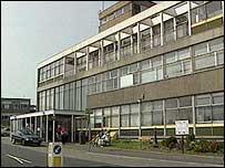 Ulster Hospital, Dundonald