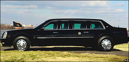 "Президентский ""Кадиллак"" Барака Обамы"