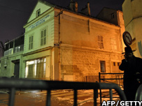 The synagogue at Saint-Denis