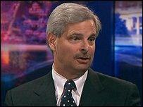 Rick Davis, John McCain's campaign manager