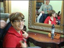 Sderot accountant Shaula Hoffy