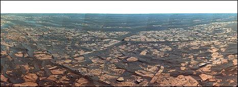 Mars (Nasa/JPL/Cornell)
