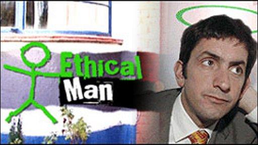 Justin Rowlatt - Ethical Man