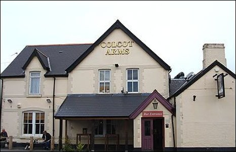 Colcot Arms, Barry