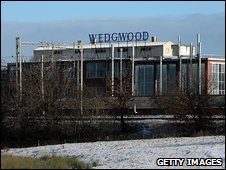 Wedgwood factory, Barlaston