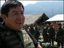 General Raymundo Flores