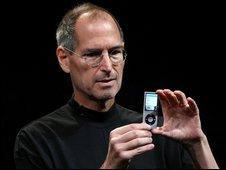 Steve Jobs (Getty)