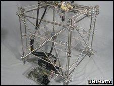 RapMan 3D design tool