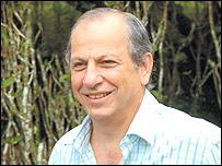 Ing. José  Zaglul, rector de la Universidad EARTH en Costa Rica