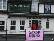 Pub in Sipson