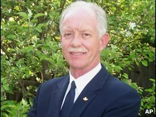 US Airways pilot Chelsey B Sullenberger III (image from Safety Reliability Methods website)