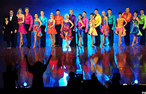 Stars of Strictly Come Dancing - The Live Tour!