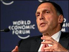 Former Lehman boss Richard Fuld
