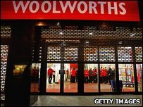 Woolworths store closing