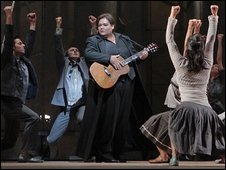 The Met's 2009 production of Gluck's Orfeo ed Euridice