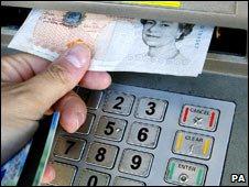 Cash machine - generic