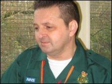 Paramedic Gary Smart