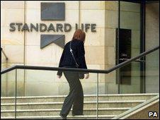 Standard Life building in Edinburgh