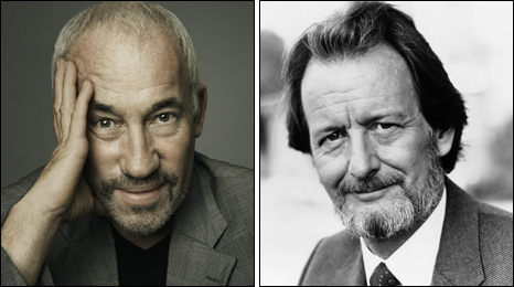 Simon Callow and Ronald Pickup
