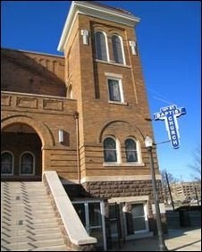 16th Street Baptist Church in Birmingham, Alabama