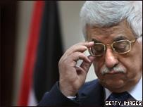 Mahmoud Abbas presidente de la Autoridad Nacional Palestina