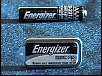 New Energizer battery