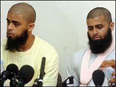 Abul Koyair and Mohammed Abdulkahar
