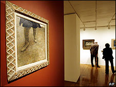 Trodden Weed by Andrew Wyeth