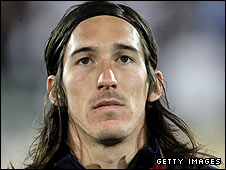 US international midfielder Sacha Kljestan