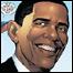 اوباما وسبايدرمان