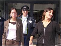 Jennifer Zitser y Ilana Bierman