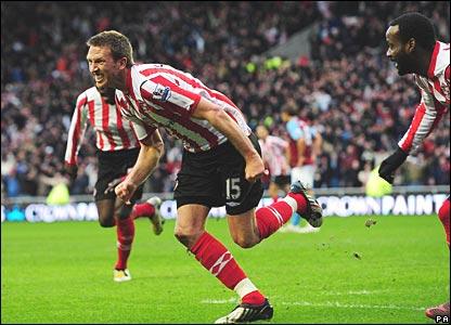 Danny Collins, Sunderland