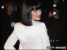 Katy Perry at the NRJ Awards