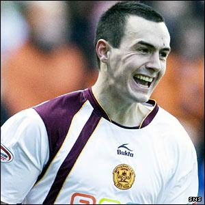 Dundee Utd 0-4 Motherwell