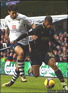Verdan Corluka, Tottenham Hotspur; Armand Traore, Portsmouth