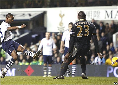 Jermain Defoe, Tottenham Hotspur; Sol Campbell, Portsmouth