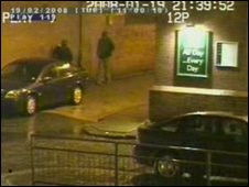CCTV image (Pic: courtesy of You-Tube)