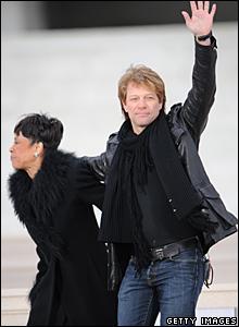 Bettye LaVette and Jon Bon Jovi