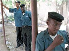 Hisbah policemen