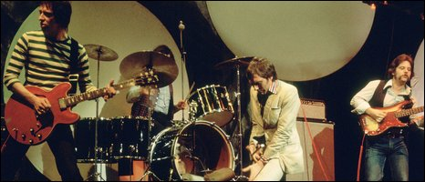 Dr Feelgood on Top of the Pops 1970